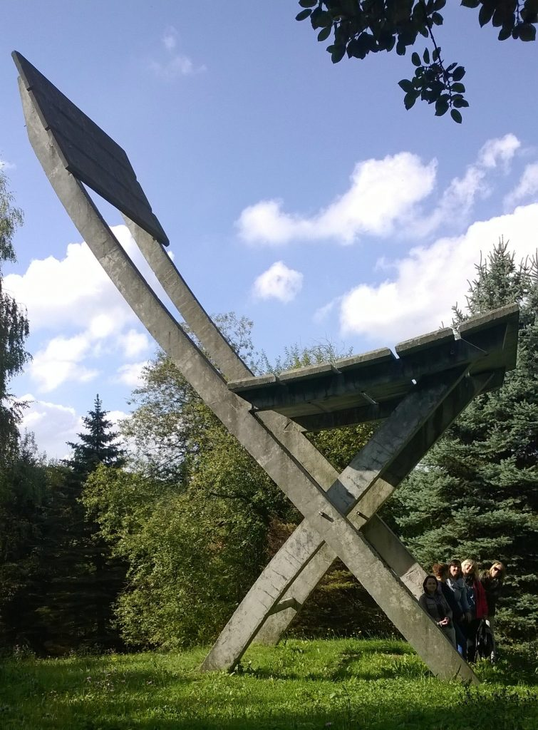 Krzesło Kantora - wycieczka do Huciska z Amigówki