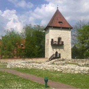 7-Wieliczka-Amigówka-Atrakcje-Zamek-Żupny-Baszta